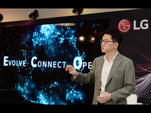 webOS OSE at LG Future Talk Powered by IFA