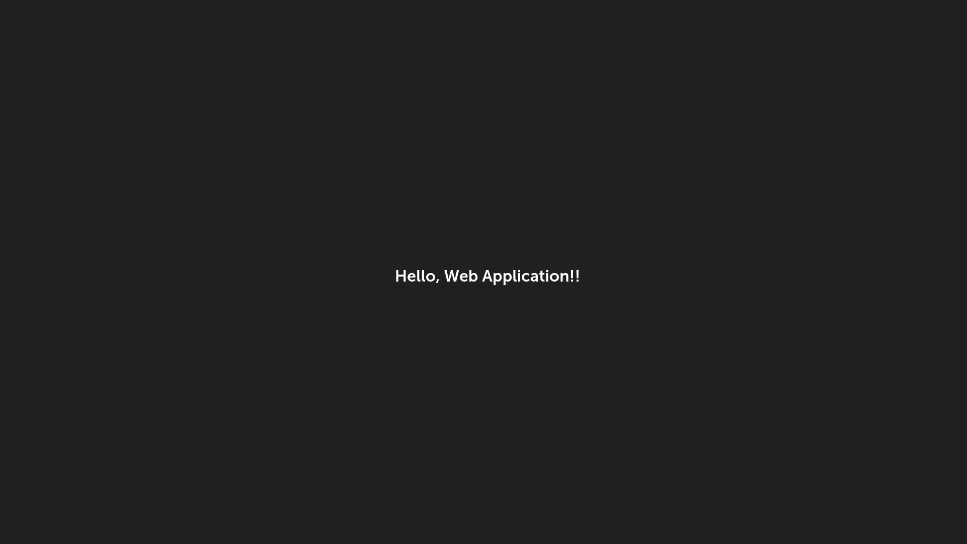 Developing Built-in Web Apps | webOS Open Source Edition